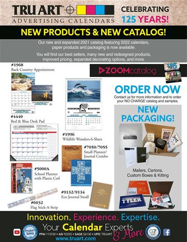 Exciting News! Check out our New Products & New Catalog!